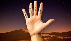 Формы пальцев