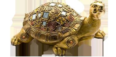 Черепаха по Фэн-Шуй