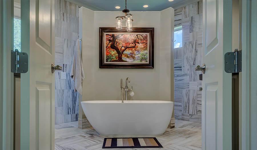 Фэн-Шуй для ванной комнаты
