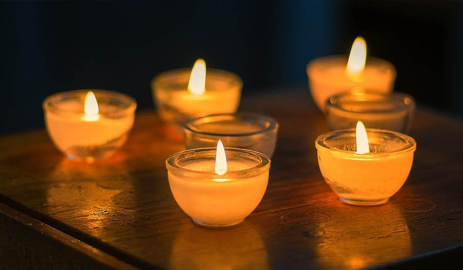 Свечи в Фэн-Шуй