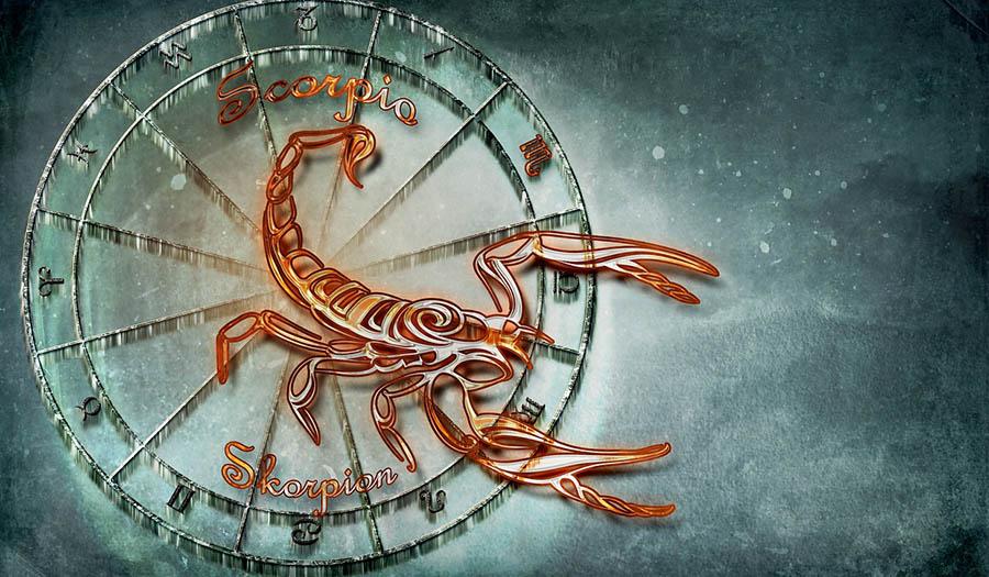 Скорпион - Тайна
