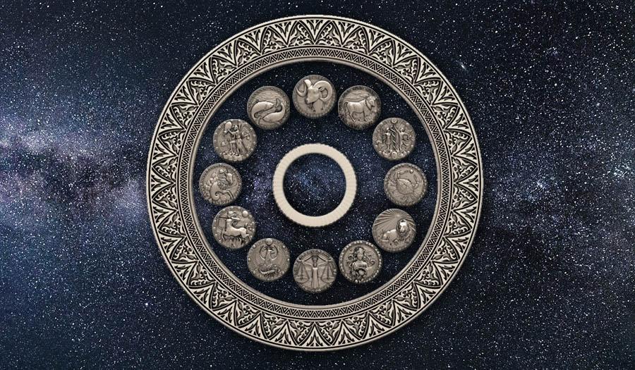 Западный зодиакальный гороскоп