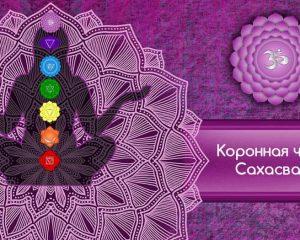 Седьмая Чакра - Коронная чакра - Сахасвара