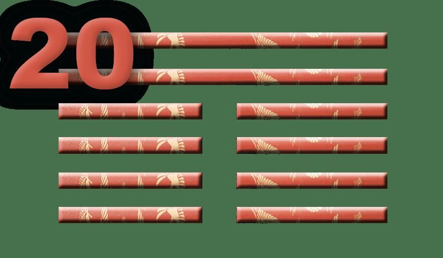 Гексаграмма 20: Созерцание