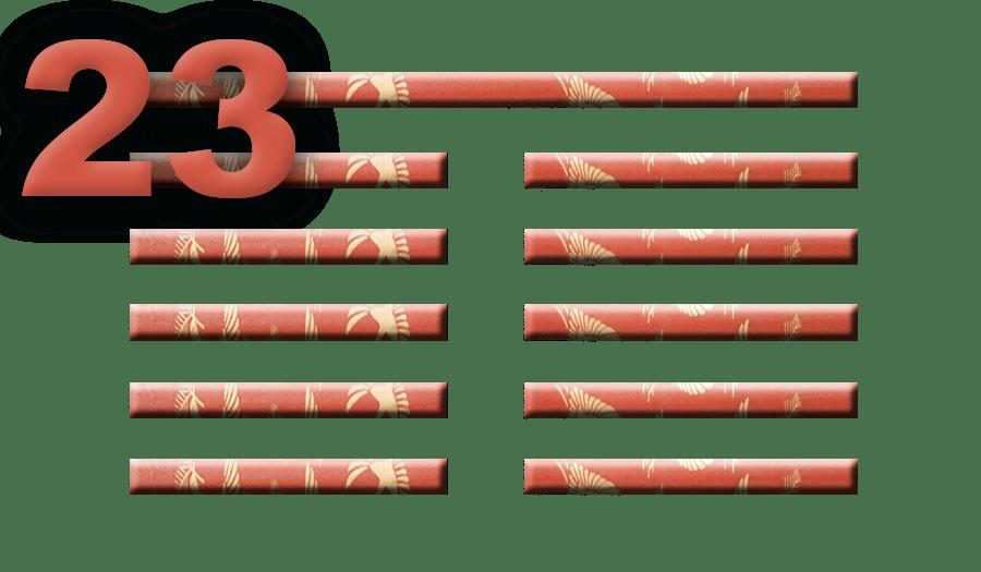 Гексаграмма 23: Разделение