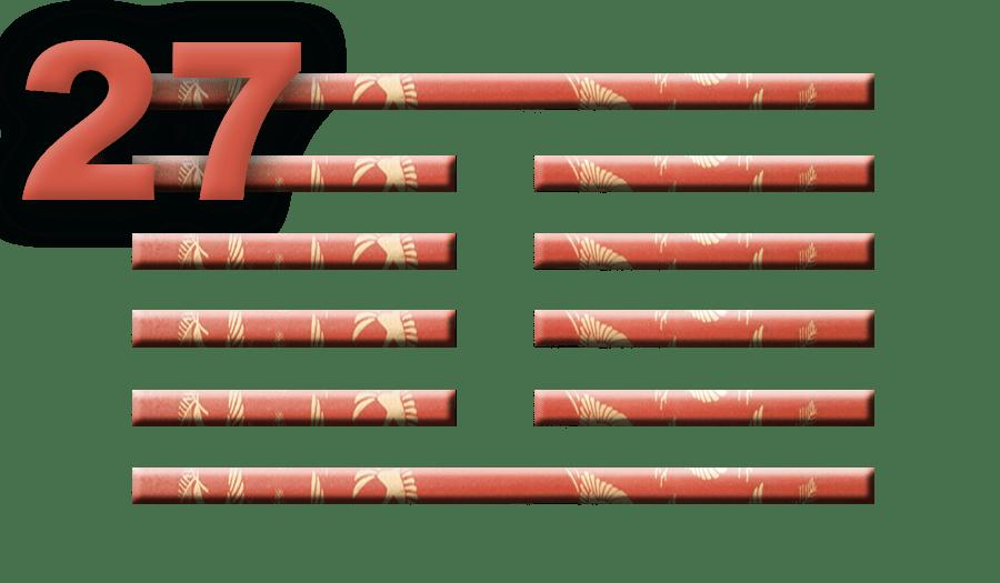 Гексаграмма 27: Питание