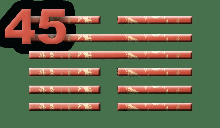 Гексаграмма 45: Воссоединение