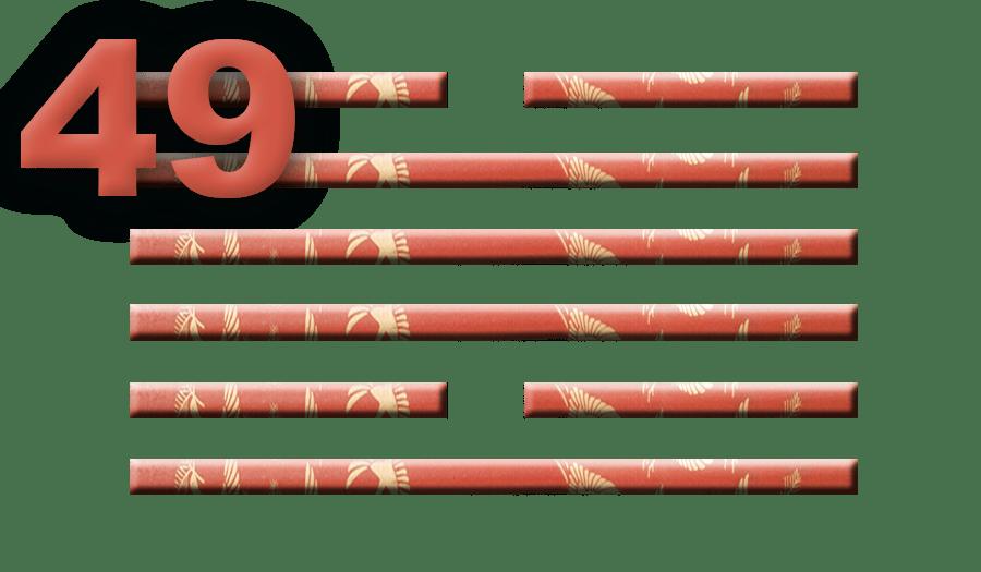 Гексаграмма 49: Переворот