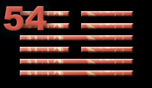 Гексаграмма 54: Привязанность