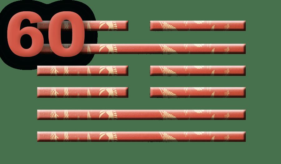 Гексаграмма 60: Ограничение