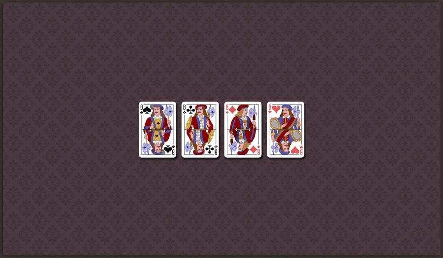 Гадание на игральных картах на суженого