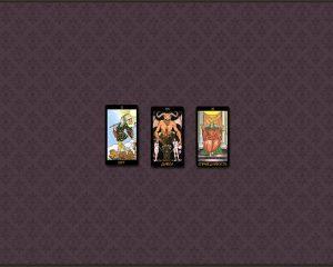 Гадание на трех картах Таро Да Нет