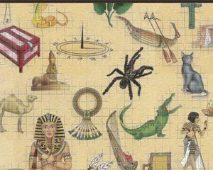 Египетский пасьянс онлайн