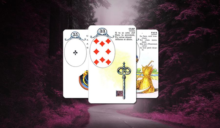 Значения Карт Ленорман при гадании самому (36 карт)
