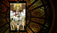 Значение карты Таро «Суд»