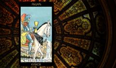 Значение карты Таро «Рыцарь Кубков»