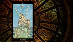 Значение карты Таро «Двойка Мечей»