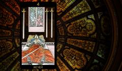 Значение карты Таро «Четверка Мечей»