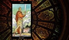 Значение карты Таро «Паж Мечей»