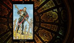 Значение карты Таро «Семерка Жезлов»